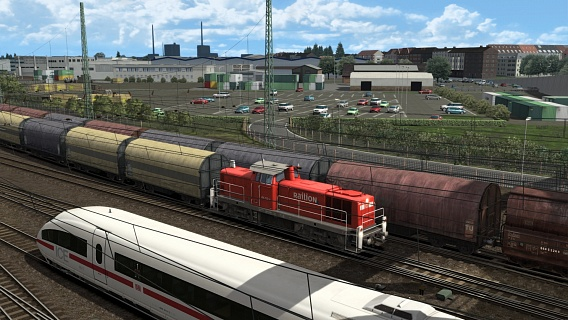Train Simulator 2019 (ключ для ПК)