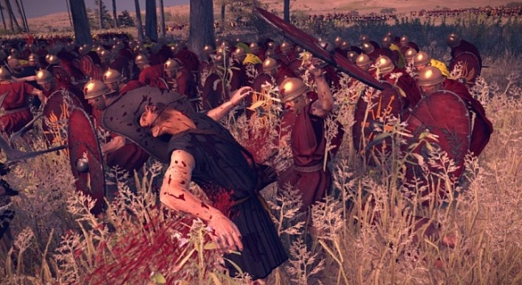 Total War Rome 2 – Blood & Gore (ключ для ПК)