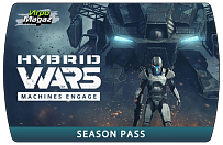 Hybrid Wars Season Pass (ключ для ПК)