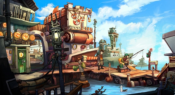 Deponia The Complete Journey (ключ для ПК)