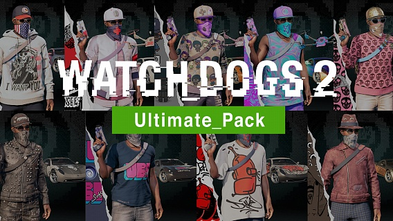 Watch Dogs 2 - Ultimate Pack