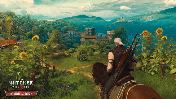 The Witcher 3 Wild Hunt – Blood and Wine