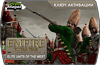Empire: Total War - Elite Units of the West