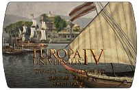 Europa Universalis IV – Indian Ships Unit Pack (ключ для ПК)