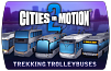 Cities in Motion 2 – Trekking Trolleys (ключ для ПК)