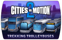 Cities in Motion 2 – Trekking Trolleys