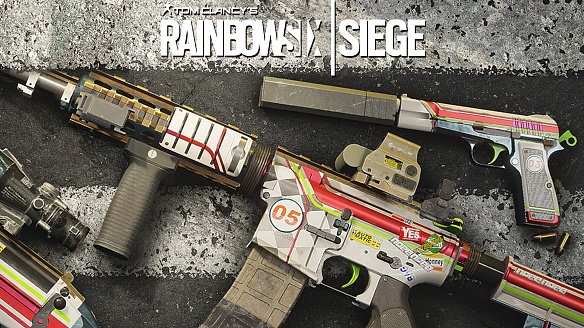 Купить Tom Clancy's Rainbow Six: Siege. Racer JTF2 Pack