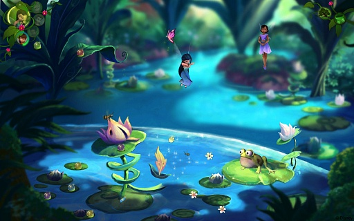 Disney Fairies Tinker Bell's Adventure
