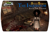 Nicolas Eymerich – The Inquisitor – Book II: The Village