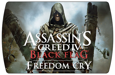 Assassin's Creed Freedom Cry (ключ для ПК)