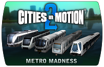 Cities in Motion 2 – Metro Madness