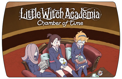 Little Witch Academia Chamber of Time (ключ для ПК)