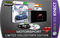 Forza Motorsport 4 Limited Collector's  для Xbox 360