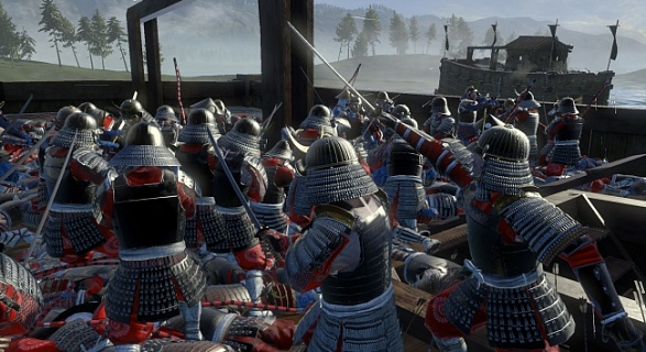 Total War Shogun 2 (ключ для ПК)