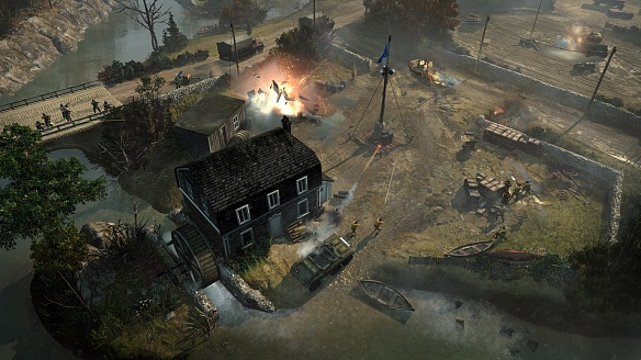 Купить Company of Heroes 2: The Western Front Armies - Double Pack