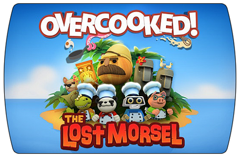 Overcooked – The Lost Morsel (ключ для ПК)