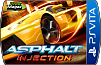 Asphalt Injection для PS Vita