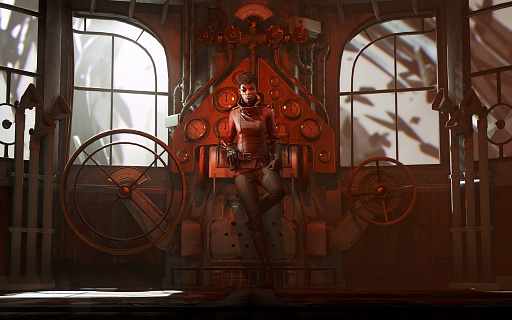 Dishonored Death of the Outsider (ключ для ПК)