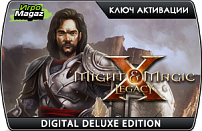 Might & Magic X The Legacy - Digital Deluxe Edition