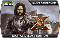 Might & Magic X The Legacy Digital Deluxe Edition