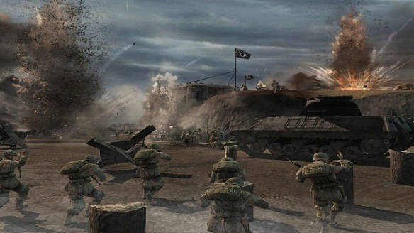 Купить Company of Heroes Opposing Fronts