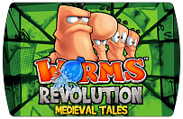 Worms Revolution – Medieval Tales