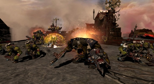 Warhammer 40000 Dawn of War II - Retribution