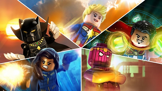 LEGO Marvel's Avengers Season Pass