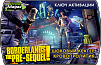 Borderlands The Pre-Sequel – Shock Drop Slaughter Pit (ключ для ПК)