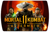 Mortal Kombat 11 – Aftermath (ключ для ПК)
