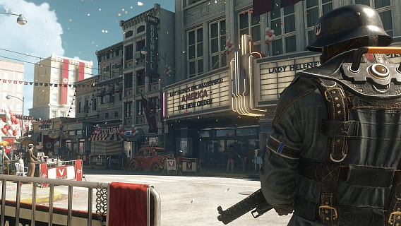 Wolfenstein 2 The New Colossus Digital Deluxe Edition (ключ для ПК)