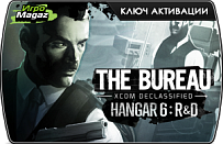 The Bureau XCOM Declassified – Hangar 6 R&D