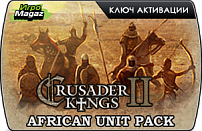 Crusader Kings II: African Unit Pack
