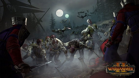 Total War Warhammer 2 – Curse of the Vampire Coast