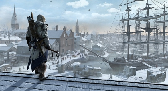 Assassin's Creed III – The Redemption