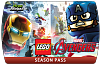 LEGO Marvel's Avengers Season Pass (ключ для ПК)