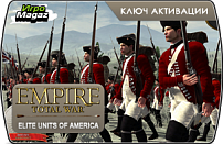 Empire: Total War - Elite Units of America