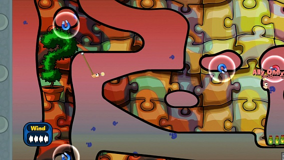 Worms Reloaded – Puzzle Pack (ключ для ПК)