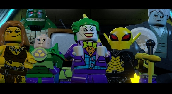 LEGO Batman Trilogy (ключ для ПК)
