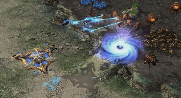 StarCraft 2 Wings of Liberty (ключ для ПК)