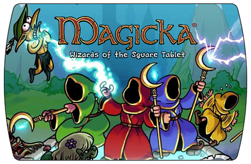 Magicka Wizards of the Square Tablet (ключ для ПК)