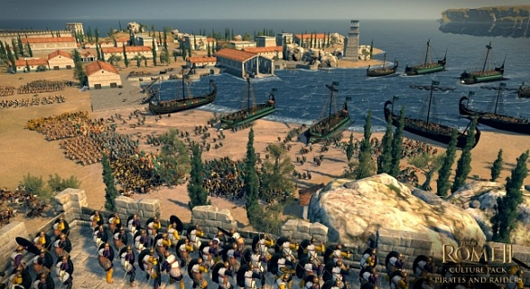 Total War Rome II - Pirates and Raiders Culture Pack
