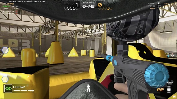 XField Paintball 3 (ключ для ПК)