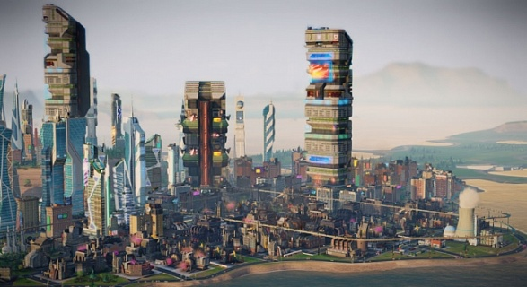 SimCity – Cities of Tomorrow (ключ для ПК)