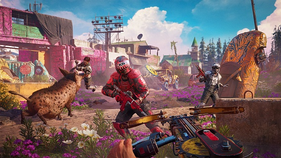 Far Cry New Dawn (ключ для ПК)