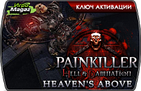 Painkiller Hell and Damnation Heaven's Above