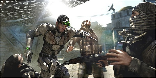 Tom Clancy's Splinter Cell: Blacklist. The 5th Freedom Edition