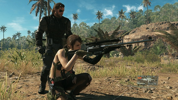 Metal Gear Solid V The Phantom Pain (ключ для ПК)