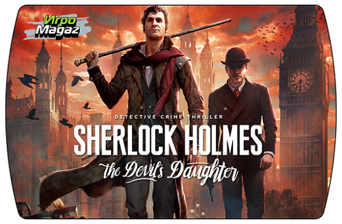 The Sherlock Holmes The Devil's Daughter
