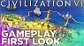 Civilization 6: FIRST Look at Gameplay!